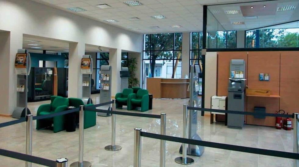 Bancos permanecerán cerrados este 25 de diciembre - bancos suspenderán operaciones el 1 de enero