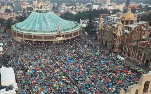 Derrama económica por peregrinos será de más de mil millones de pesos - Foto de Cenapred