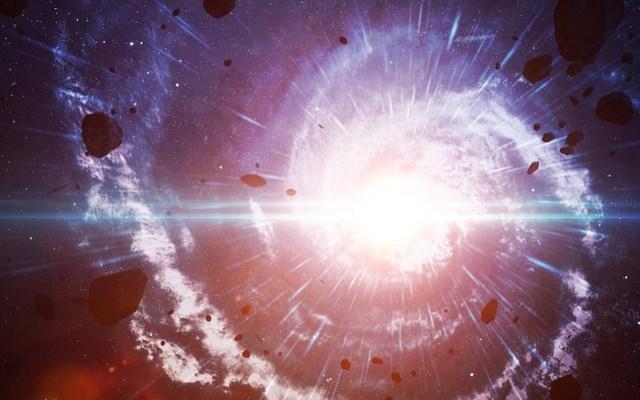 Astrónomos hallan fósil galáctico del Big Bang - Ilustración de Internet