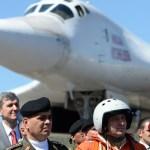 Rusia envía bombarderos a Venezuela para labores de defensa - Foto de AFP