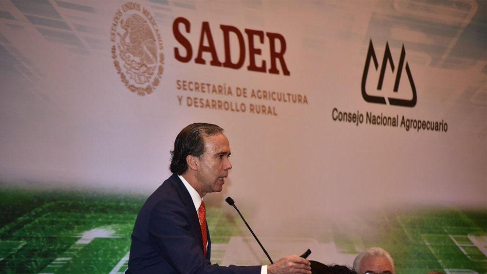 Presupuesto para el campo mexicano es un error: sector agropecuario - Foto de @CNAgropecuario