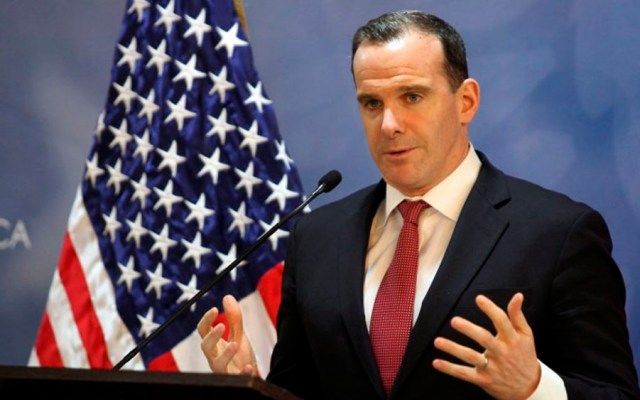 Renuncia enviado de EE.UU. a coalición contra el Estado Islámico - Foto de AFP
