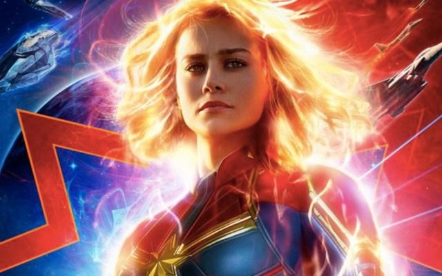 #Video El nuevo avance de 'Captain Marvel'