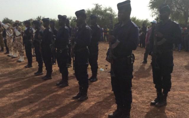 Diez policías muertos en un ataque en Burkina Faso - Foto de Ministère de la Sécurité du Burkina Faso