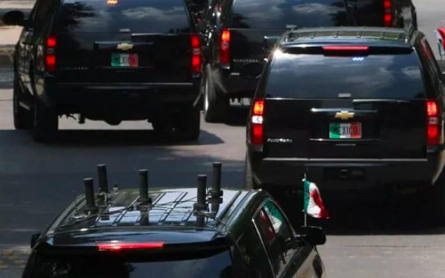 Vehículos del Estado Mayor se destinarán a seguridad pública: AMLO - Foto de Internet
