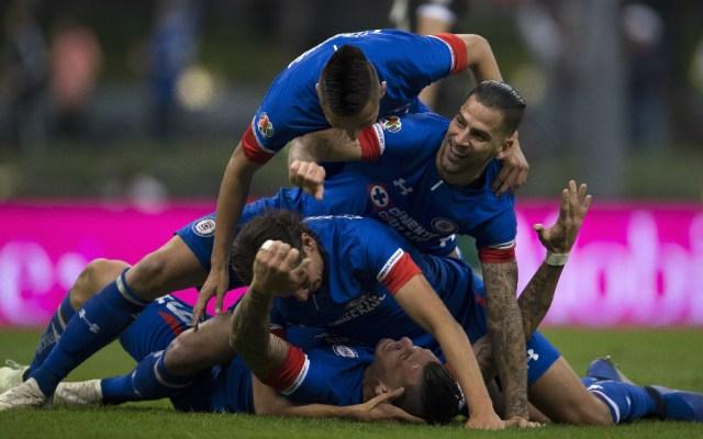 Cruz Azul va a la final del Apertura 2018 - Cruz Azul