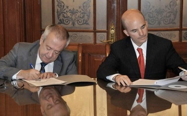 Carlos Úrzua asume como titular de la Secretaría de Hacienda - Secretaría de Hacienda