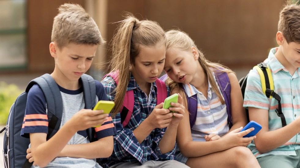Niños que usan pantallas más de 7 horas al día disminuyen IQ - Foto de internet