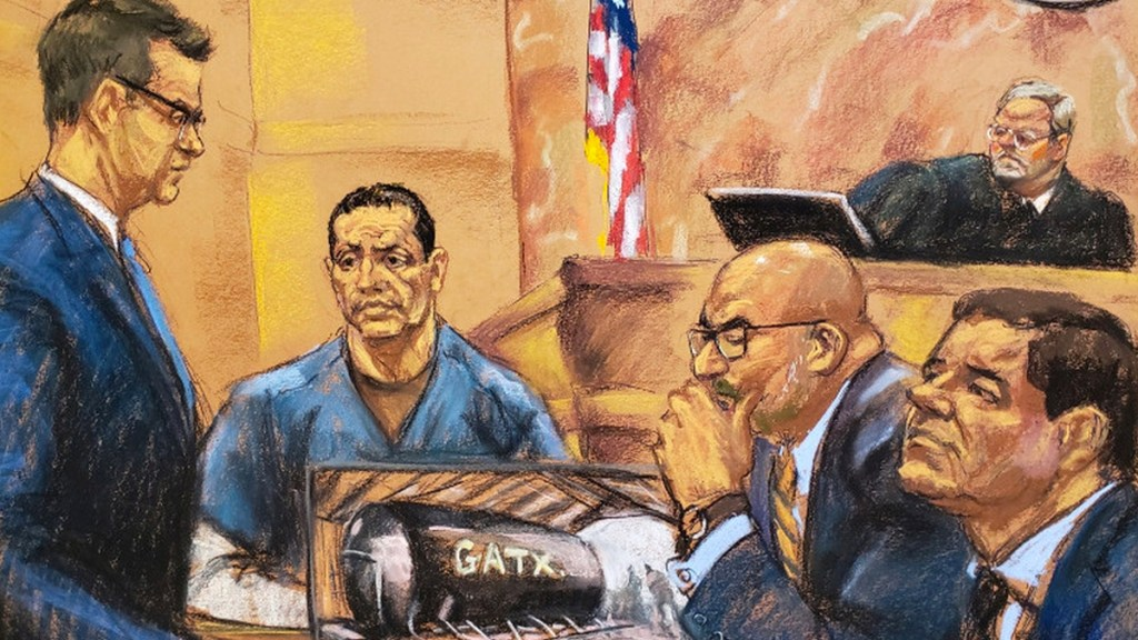 El Chapo se consolidó tras la muerte de El Señor de los Cielos: testigo - Imagen de Reuters