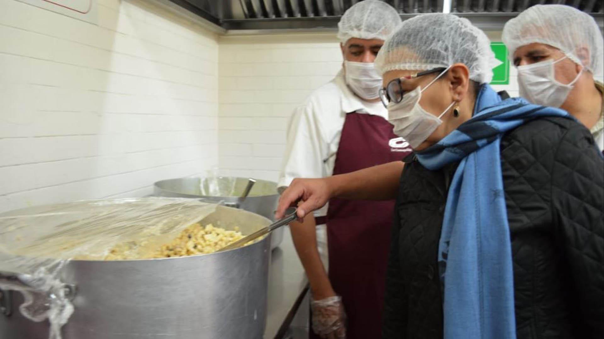Cocina del Torito. Foto de penitenciario.cdmx.gob.mx
