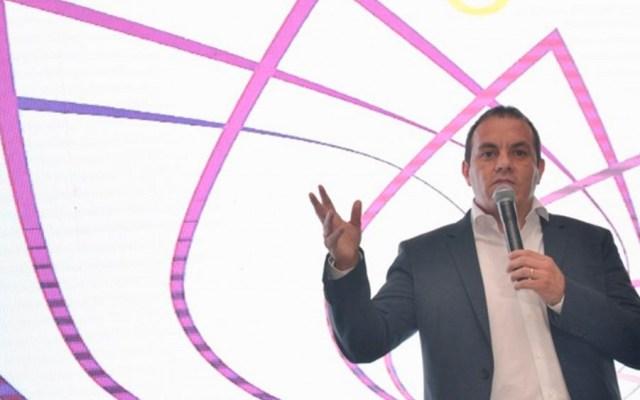 Cuauhtémoc Blanco no se reducirá el sueldo - Foto de Notimex