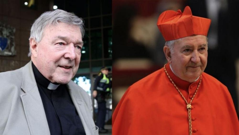 El número 3 del Vaticano fue declarado culpable de abuso sexual - Mundo
