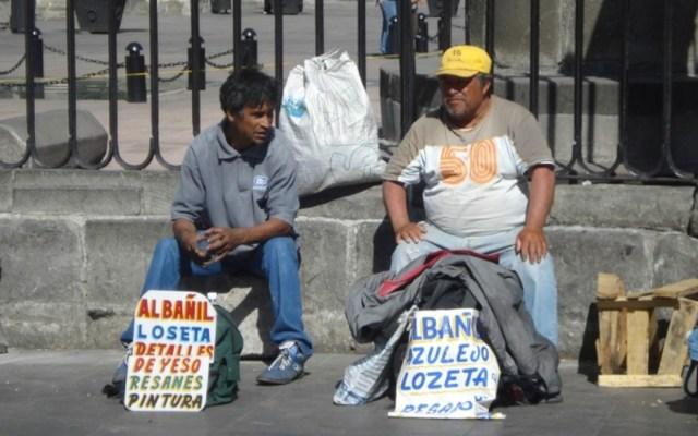 México es el quinto país de la OCDE con el desempleo más bajo - disminuye desempleo en México en noviembre
