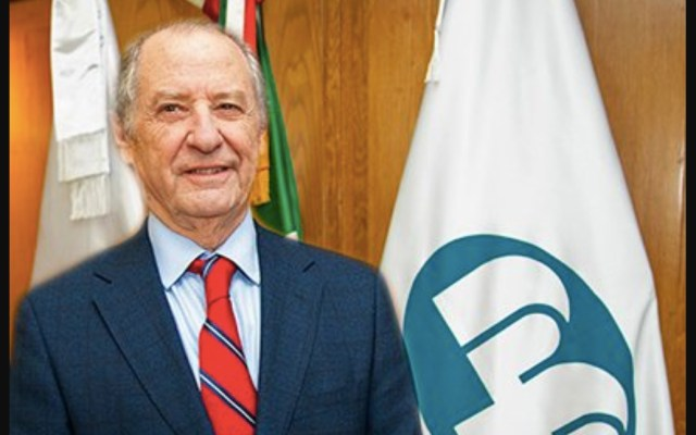 Ratifican a Eugenio Nájera Solórzano como titular de Nafin - Foto de Twitter