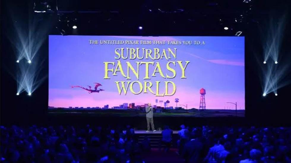 """Disney-Pixar anuncian su nueva película original """"Onward"""" - Primera imagen de la película de Disney-Pixar"""
