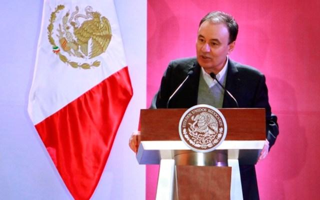 Alfonso Durazo presenta su declaración patrimonial - Foto de Notimex