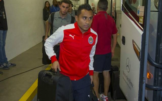 Pachuca oficializa llegada de Edwin Hernández - Foto de Mexsport