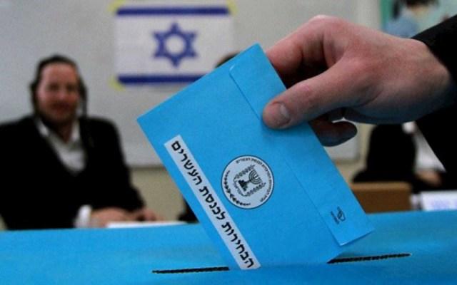 Israel celebrará elecciones anticipadas en abril - israel celebrará elecciones anticipadas en israel