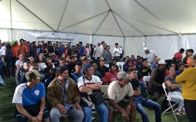 Dan empleo a 2 mil 381 migrantes centroamericanos en Baja California - Foto de STPS