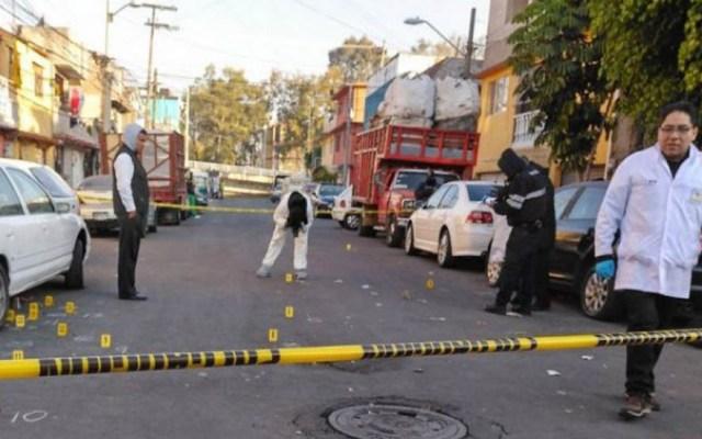 Ranking de incidencia delictiva en abril de 2019 - Escena del crimen en Coyoacán. Foto de Twitter