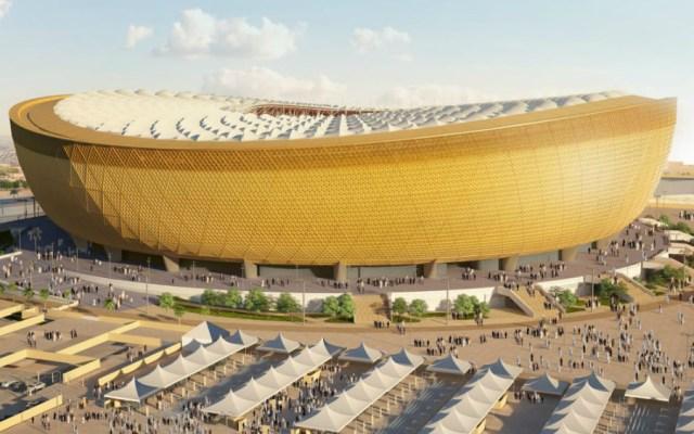 Qatar revela el espectacular diseño del Estadio de Lusail - Foto de FIFA