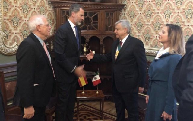 Rey Felipe VI regresa a España tras investidura de López Obrador - Foto de @CasaReal