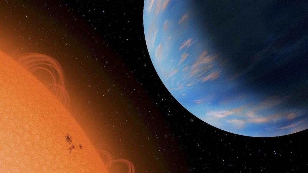 NASA halla estrellas con planetas que podrían albergar vida - GJ 3470b