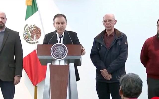 No se descarta ninguna causa del accidente en Puebla: gobierno federal - Captura de Pantalla