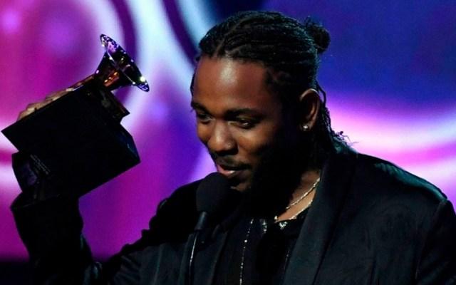 Kendrick Lamar encabeza nominaciones a los Grammy - Foto de Timothy A. CLARY / AFP