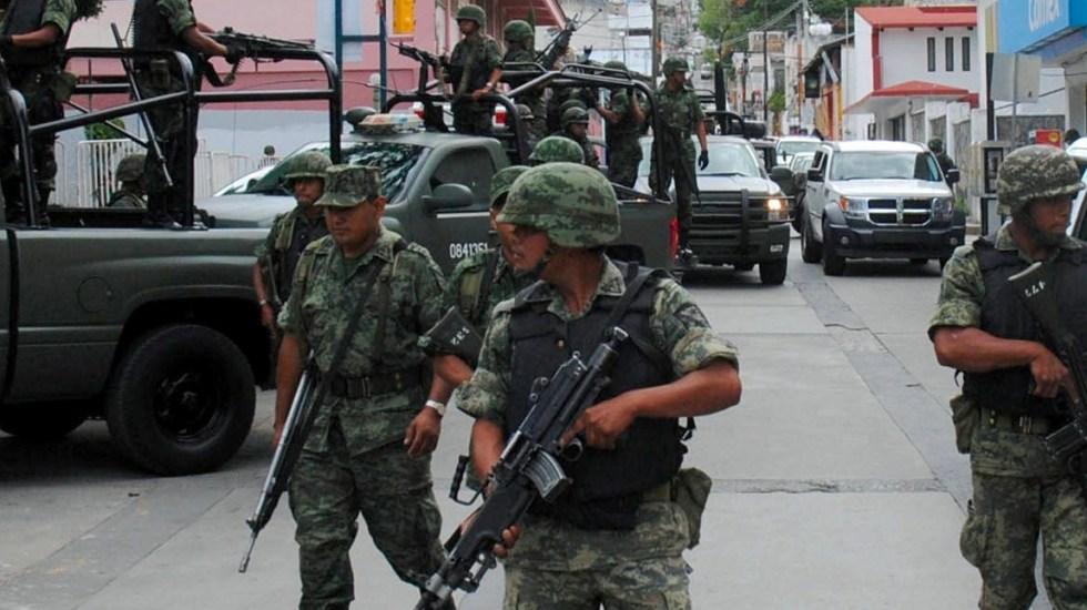 Publican en el DOF decreto para crear la Guardia Nacional - guardia nacional publicación dof