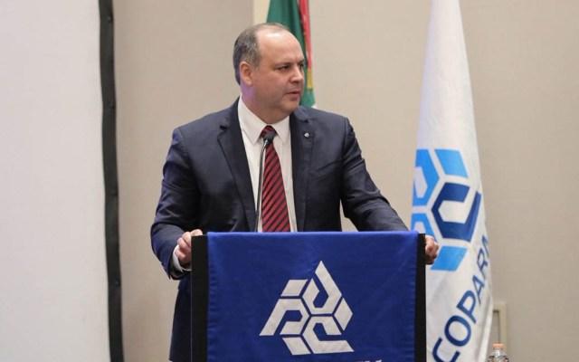 Gustavo de Hoyos continuará al frente de la Coparmex - Coparmex