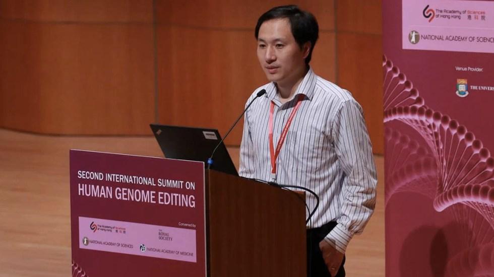 Científico chino que modificó genéticamente a bebés podría enfrentar pena de muerte - Científico