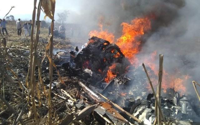 Poblador narra accidente aéreo en el que murieron Martha Erika y Moreno Valle - pgr pedira ayuda a ee.uu, para investigar muerte de martha erika y moreno valle