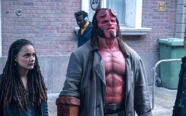 #Video El primer avance de 'Hellboy'