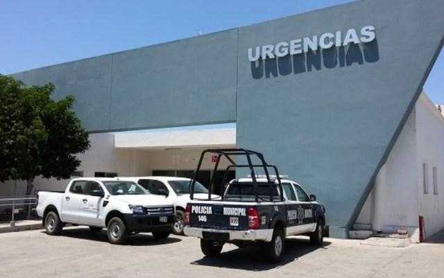 Sicarios rematan a hombre internado en hospital de Sonora