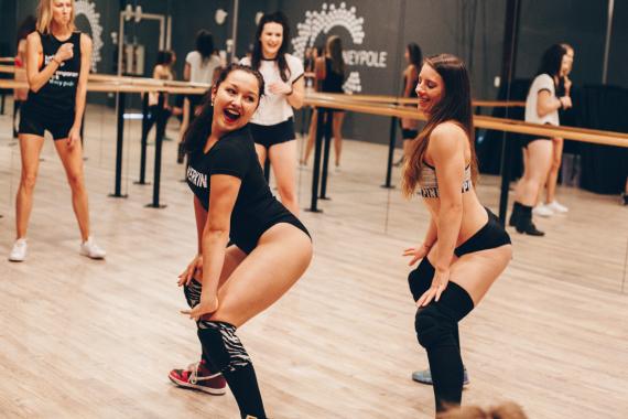 Twerking fitness, baile sensual que te pone en forma