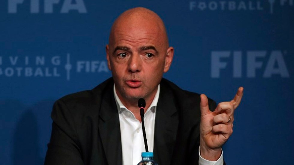 Federaciones apoyan a FIFA para Mundial con 48 selecciones - Foto de AFP