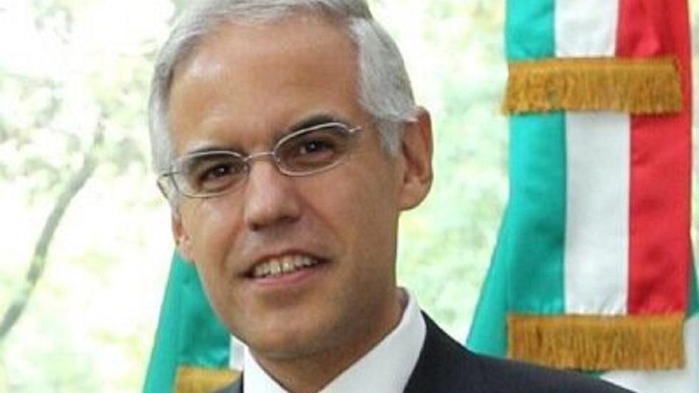 Julián Ventura Valero. Foto de Twitter