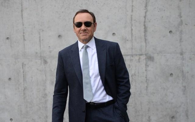 Kevin Spacey podría no presentarse ante la Corte - Foto de AFP