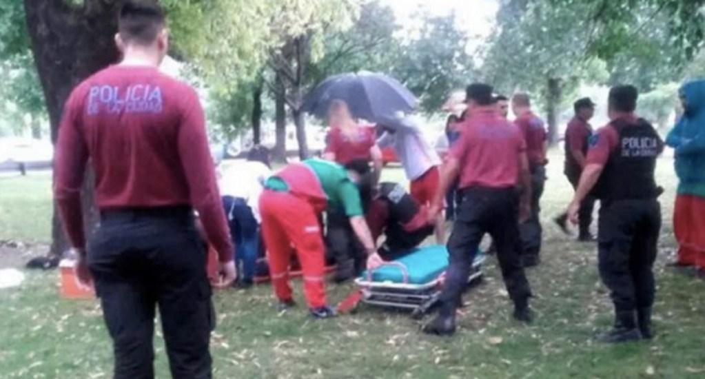 Joven muere por rayo en Argentina - Foto de Cadena 3 Argentina