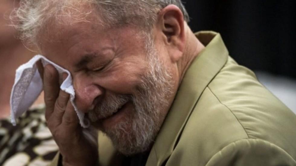 Supremo Tribunal Federal de Brasil rechaza pedido para liberar a Lula - Lula da Silva pasará la navidad en la cárcel