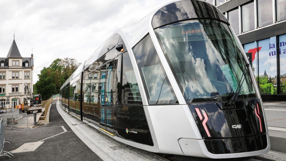 Luxemburgo será el primer país en tener todo su transporte público gratis