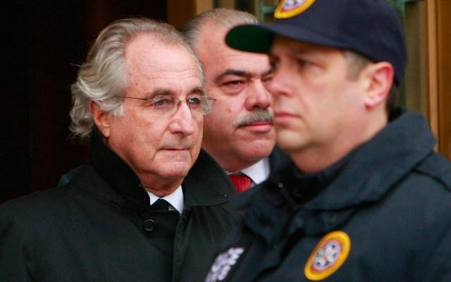 Estafados por Madoff recuperan una década después el 70 por ciento - Foto de AFP