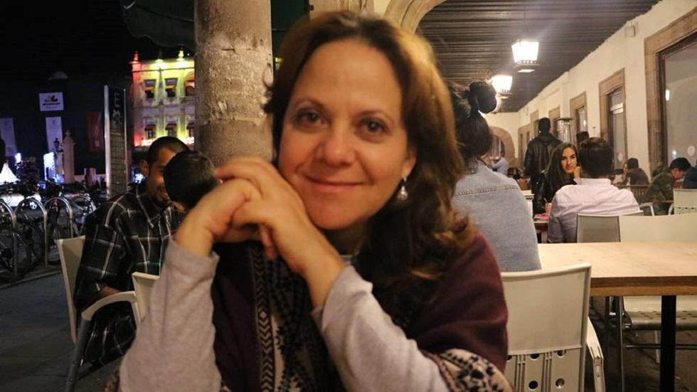Martha Teresa Delgado Peralta. Foto de Facebook