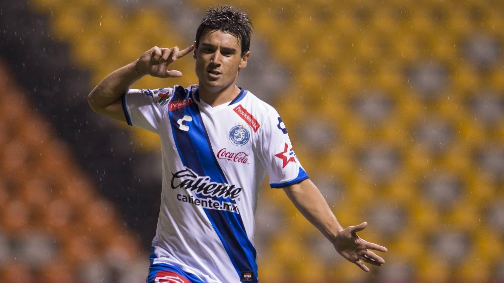 Puebla anuncia regreso de Matías Alustiza - Foto de Mexsport