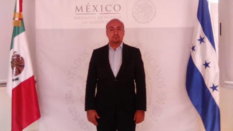 Maximiliano Reyes Zúñiga. Foto de Facebook