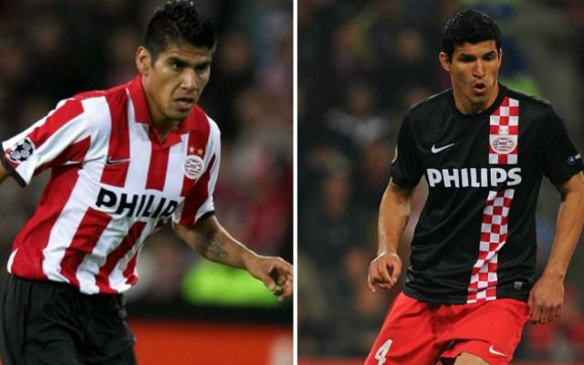"""""""Maza"""" y Salcido serán embajadores del PSV Eindhoven en México - Foto de Marca"""