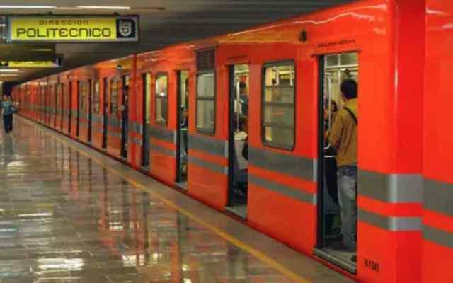 Fallas en la Línea 5 del Metro - Foto de internet.