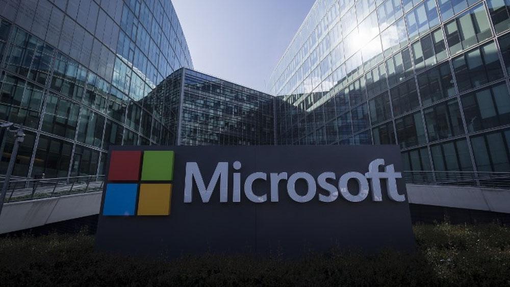 Microsoft supera el valor bursátil de Apple por 3.000 millones de dólares