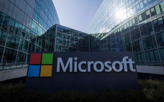 Microsoft vuelve a ser la compañía más valiosa del mundo - Foto de AFP